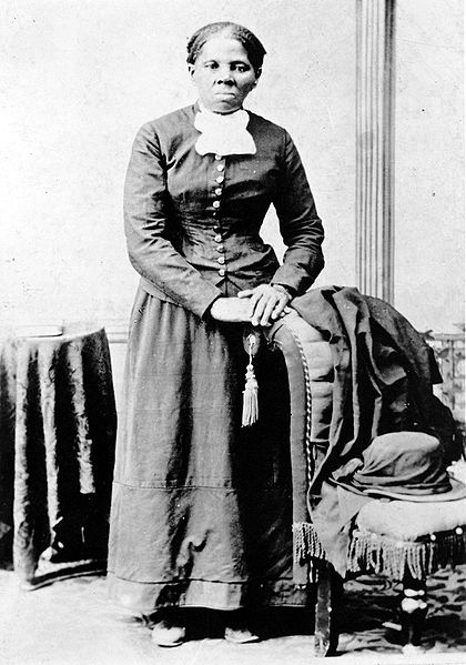 Harriet Tubman in 1870