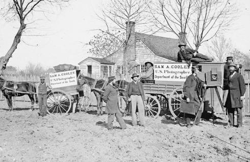 Civil War Photography Saga