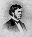 Mark Twain in 1863