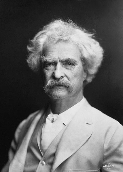 Mark Twain's Civil War Experience – Civil War Saga Mark Twain