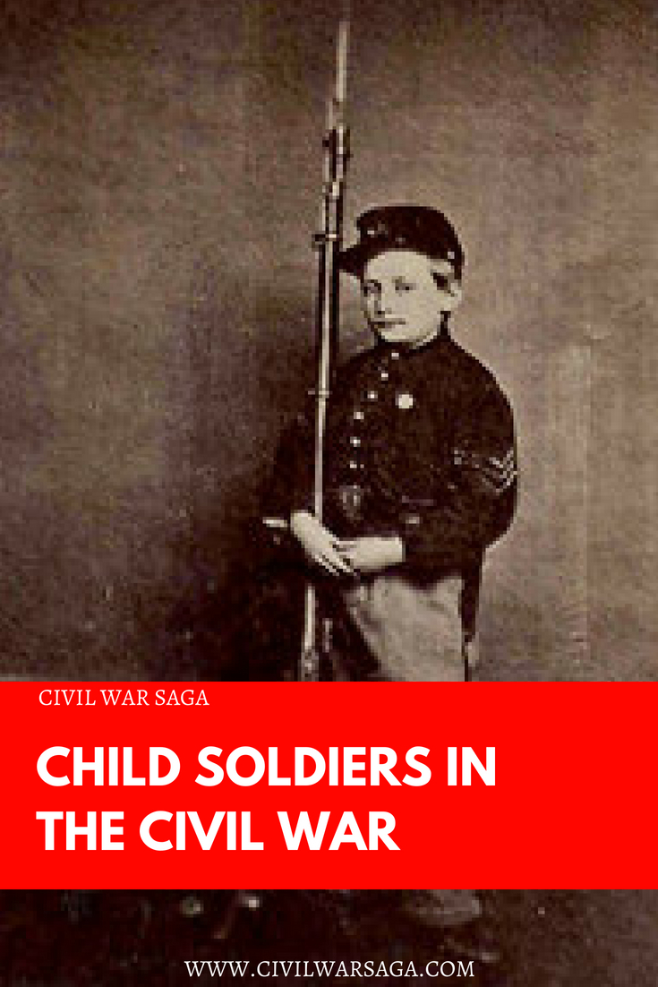 Child Soldiers Civil War