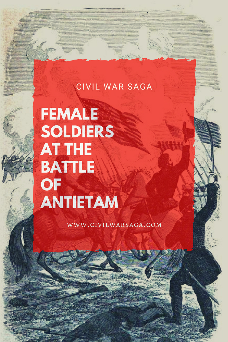 Female Soldiers at the Battle of Antietam