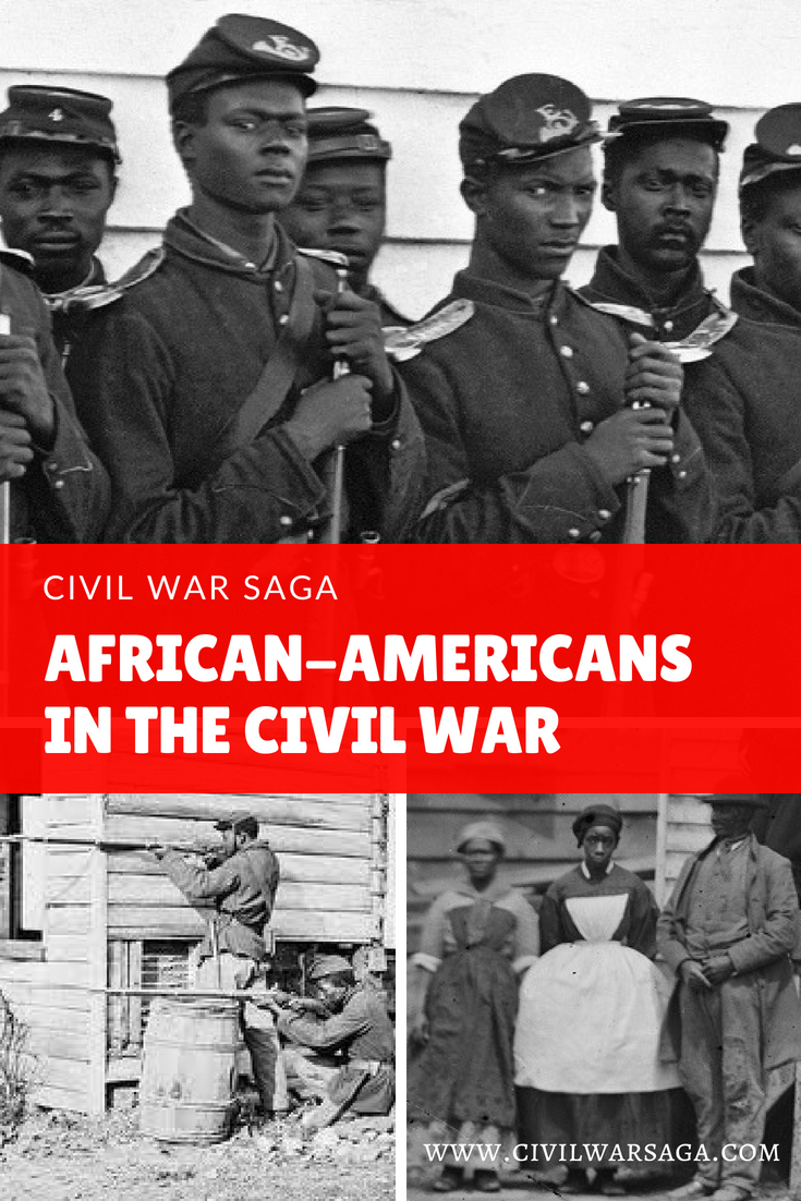 African-Americans in the Civil War