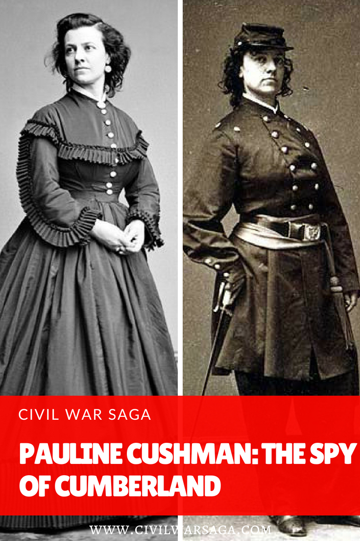Pauline Cushman: The Spy of Cumberland