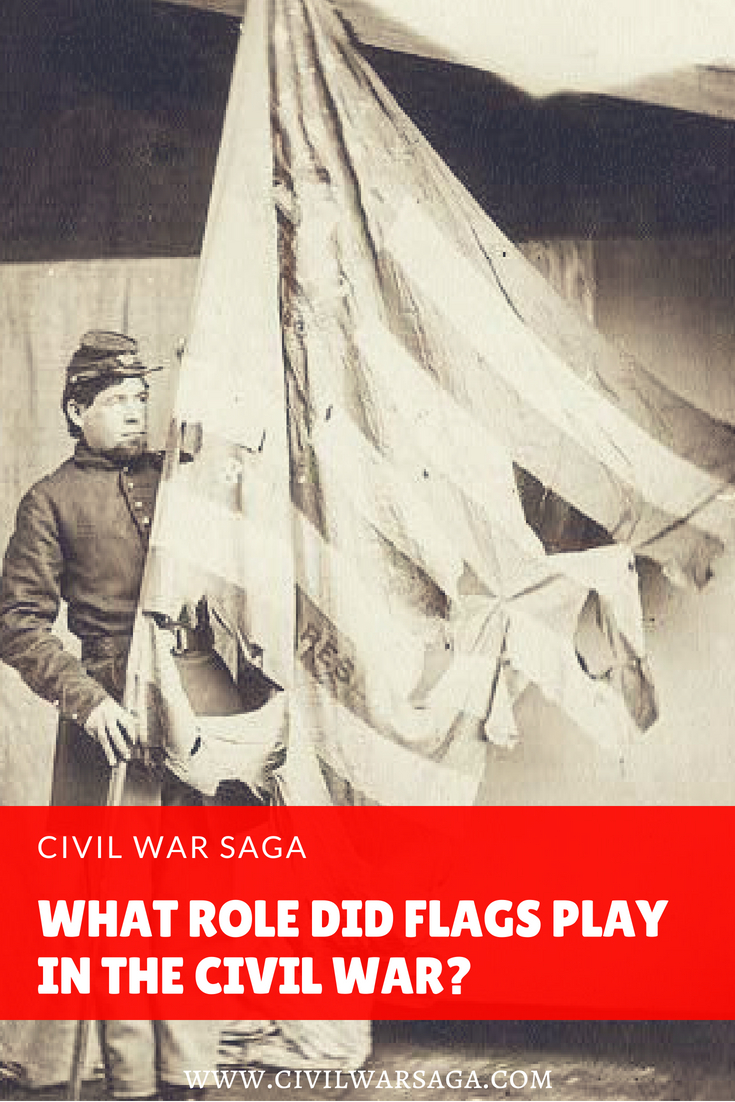 What Role Did Flags Play in the Civil War