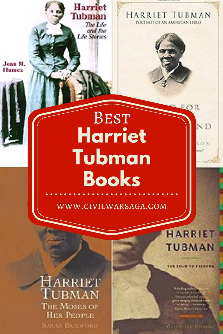 Best Harriet Tubman Books