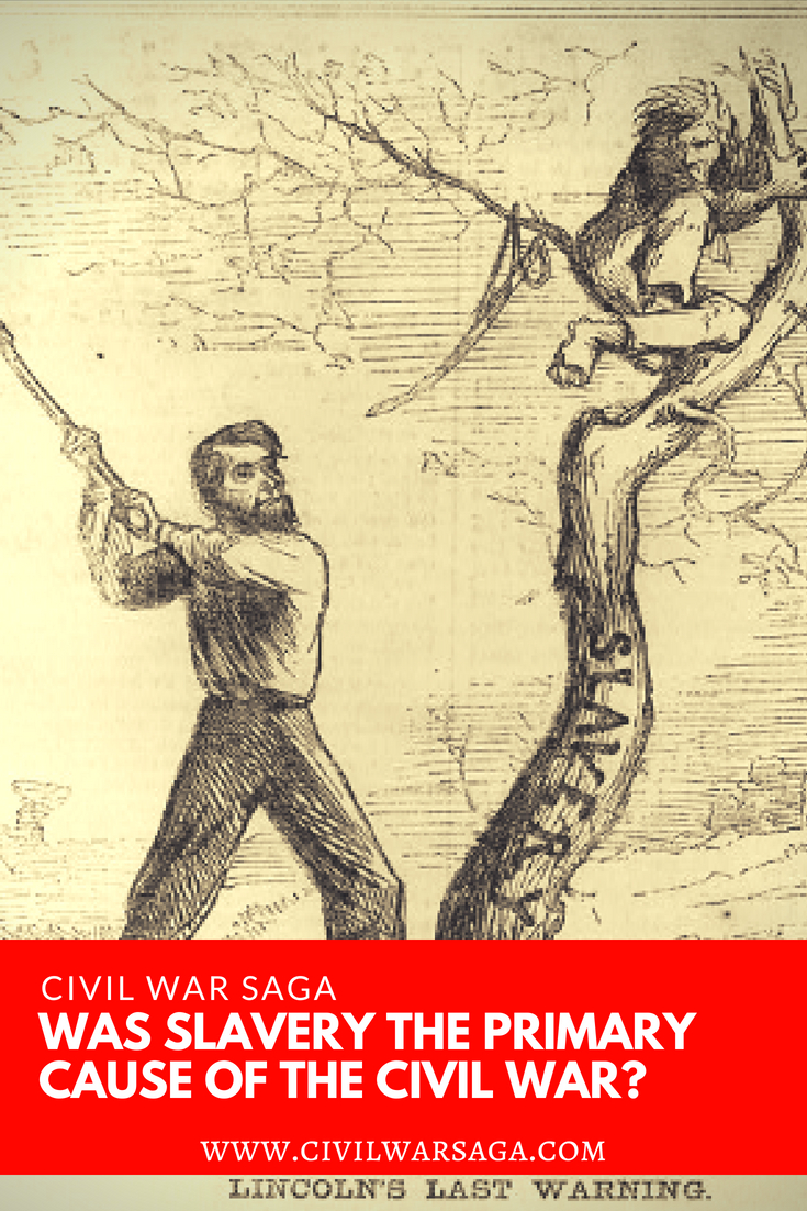 Was Slavery the Primary Cause of the Civil War