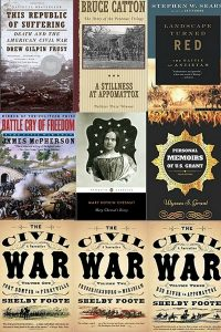 Best Books About the Civil War