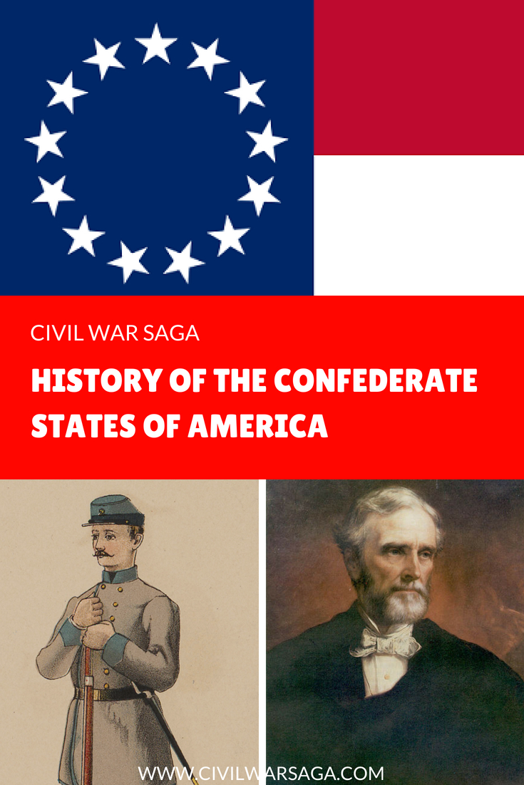 History of the Confederate States of America