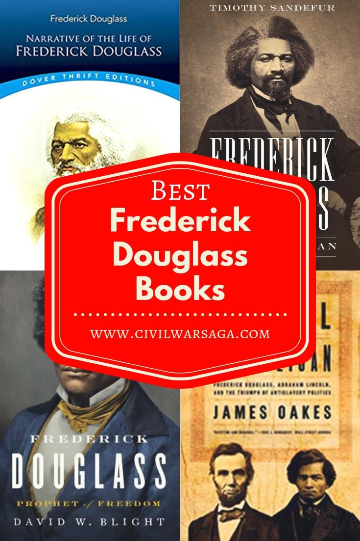 Best Frederick Douglass Books