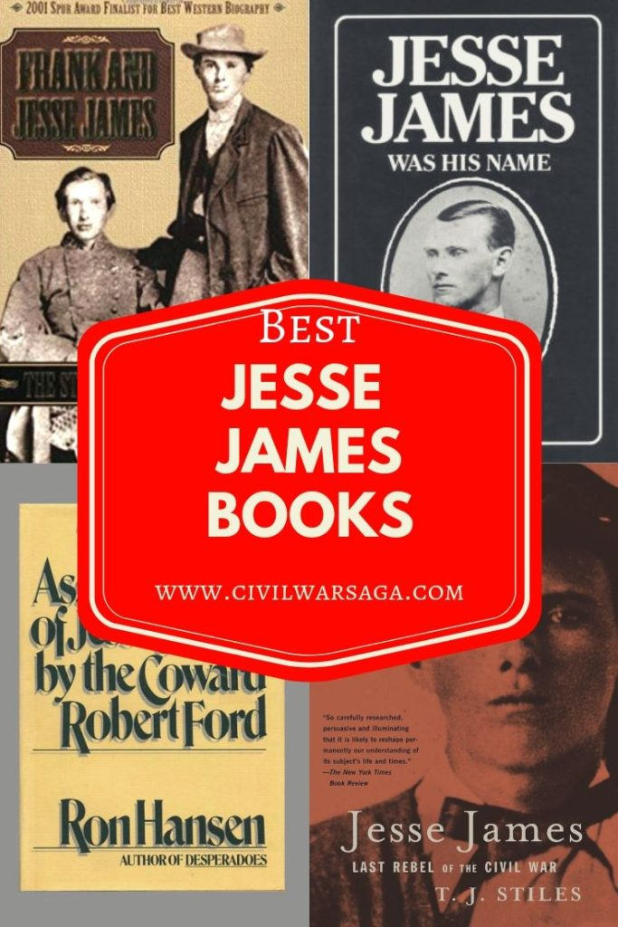 Best Jesse James Books