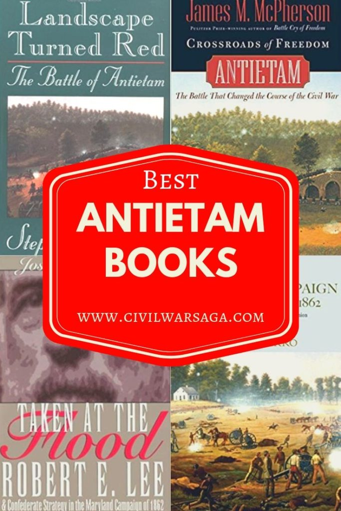 Best Antietam Books