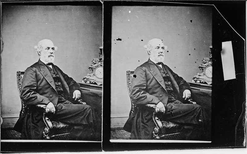 Robert E. Lee circa 1860-1865