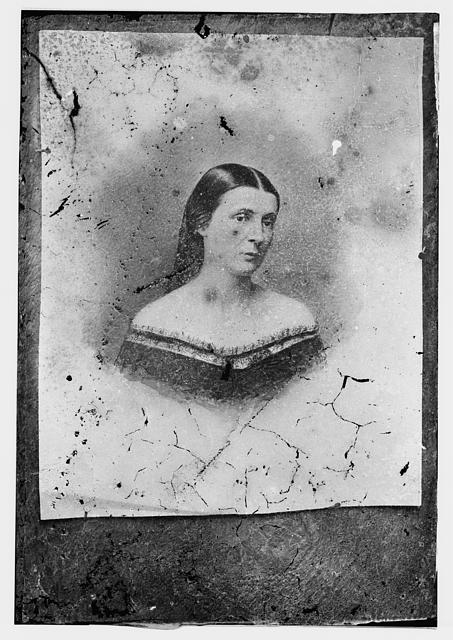 Rose O\'Neal Greenhow, Confederate Spy, circa 1855-1865