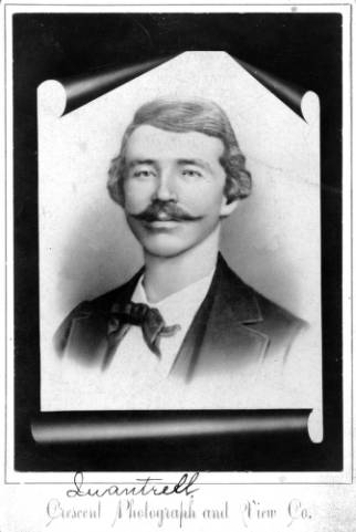 William Quantrill circa 1860-1865