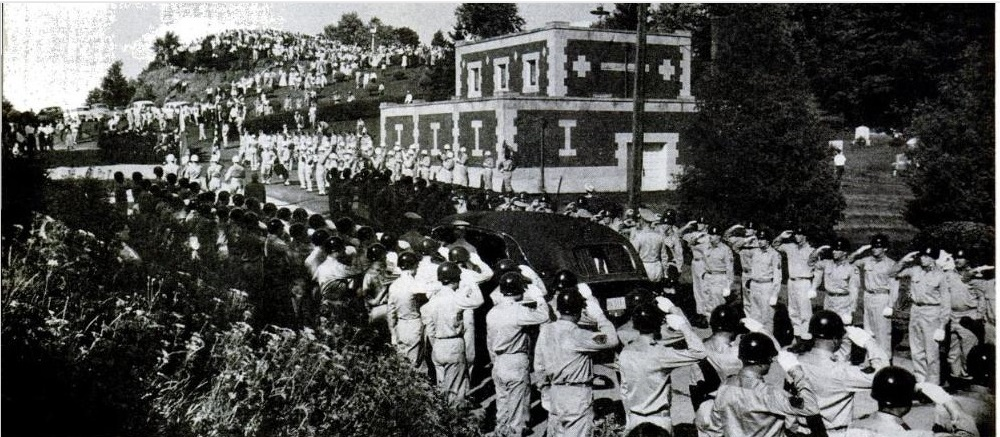 Albert Woolson\'s Funeral in 1956: Last Civil War Veteran