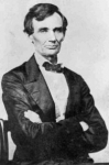 Abraham Lincoln in 1850