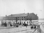 Libby Prison in 1865