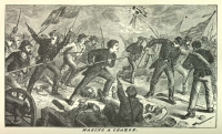 Loreta Janeta Velazquez as Henry T. Buford in Battle circa 1876