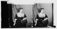 Belle Boyd photographed by Mathew Brady circa 1860-1865