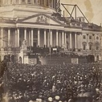 Abraham Lincoln's Inauguration on March 4, 1861