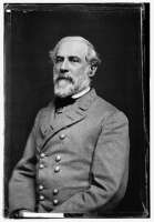 Robert E. Lee, photographed by Julian Vannerson, March 1864.