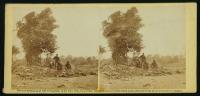 View on battlefield of Antietam, photographed by Alexander Gardner, in 1862