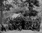 Engineers of the 8th N.Y. State Militia in 1861