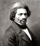 Frederick Douglass in 1866