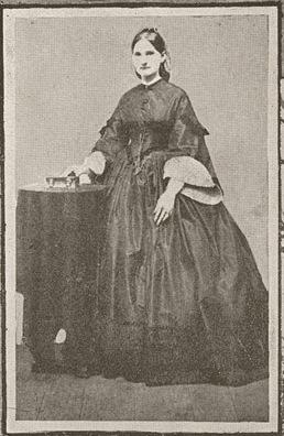 Confederate spy Emeline Pigott
