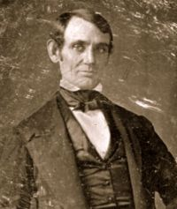 Abraham Lincoln in 1847