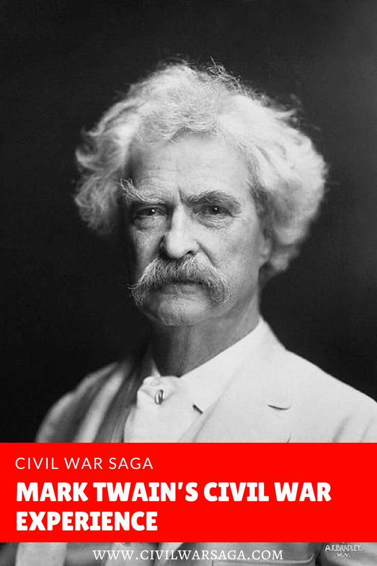 Mark Twain's Civil War Experience