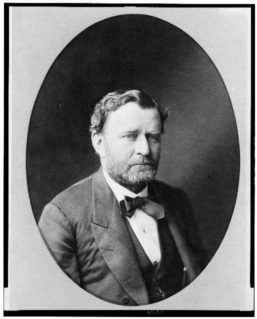 Ulysses S Grant circa 1870