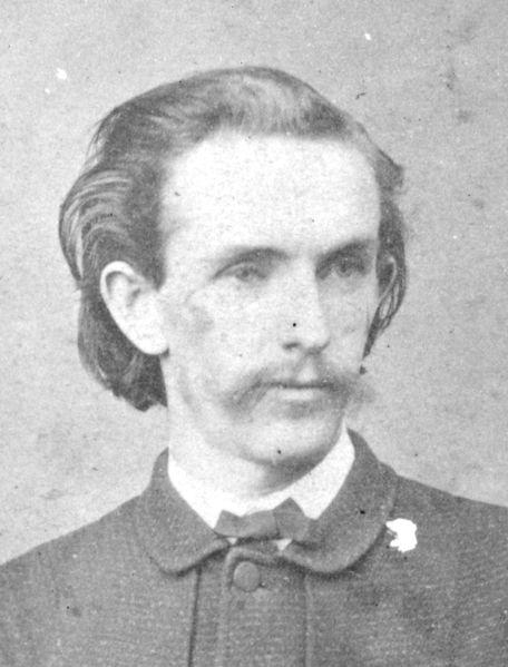 John H. Surratt circa 1868