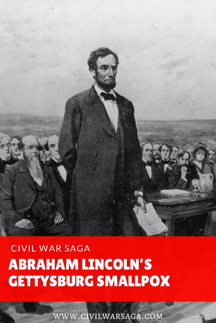 Abraham Lincoln's Gettysburg Smallpox