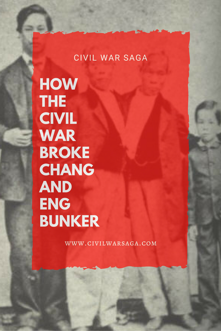 How the Civil War Broke Chang and Eng Bunker