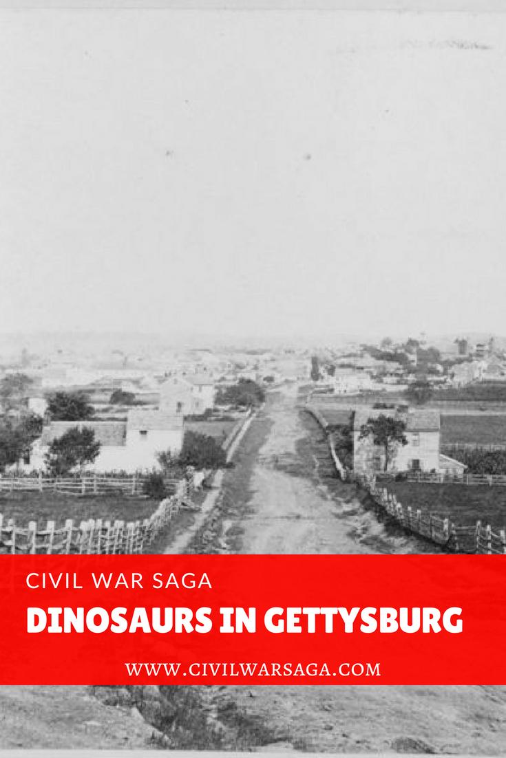 Dinosaurs in Gettysburg