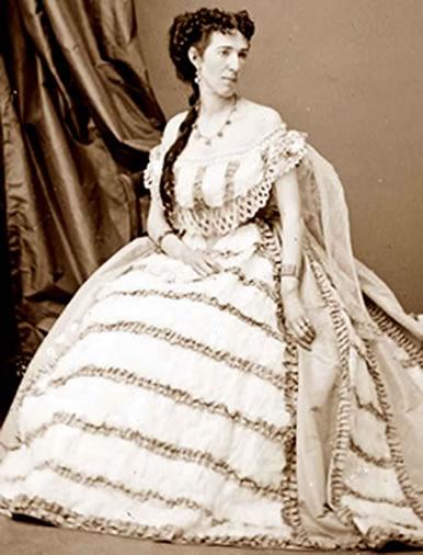 Confederate spy Belle Boyd, circa 1855-1865