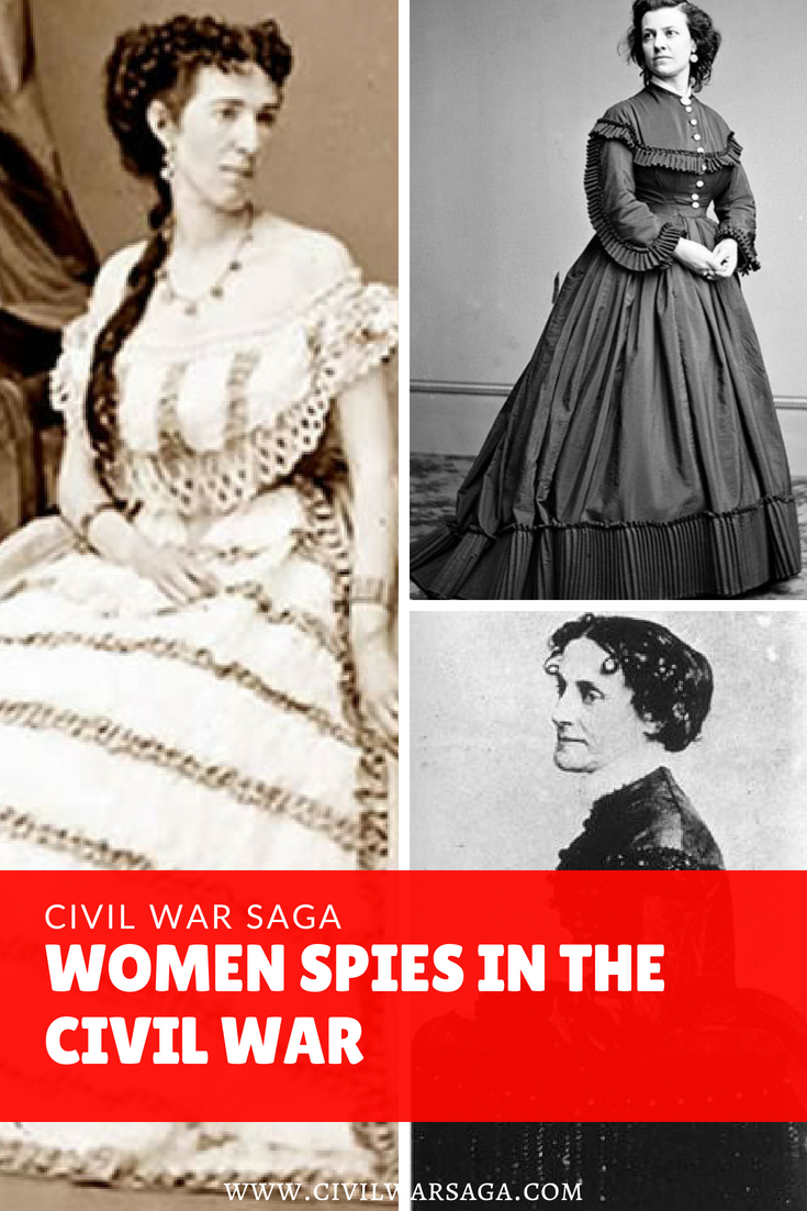 Women Spies in the Civil War