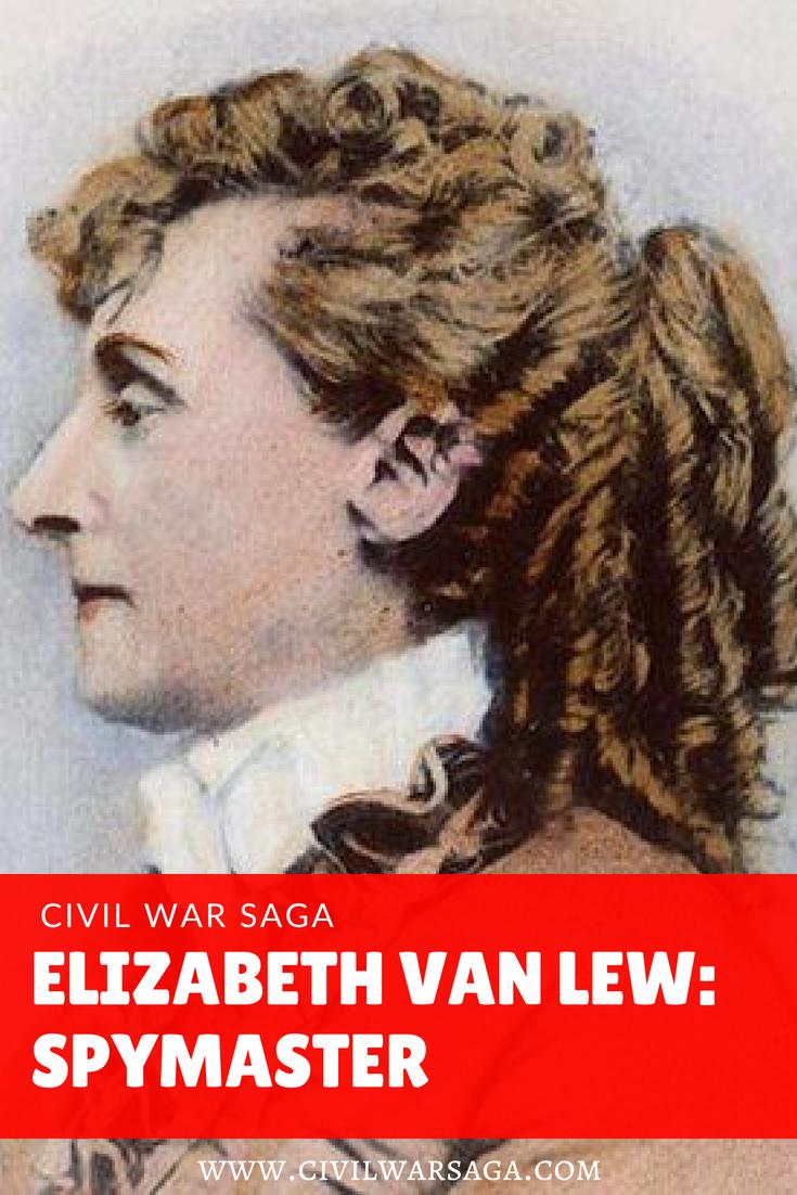 Elizabeth Van Lew: Spymaster