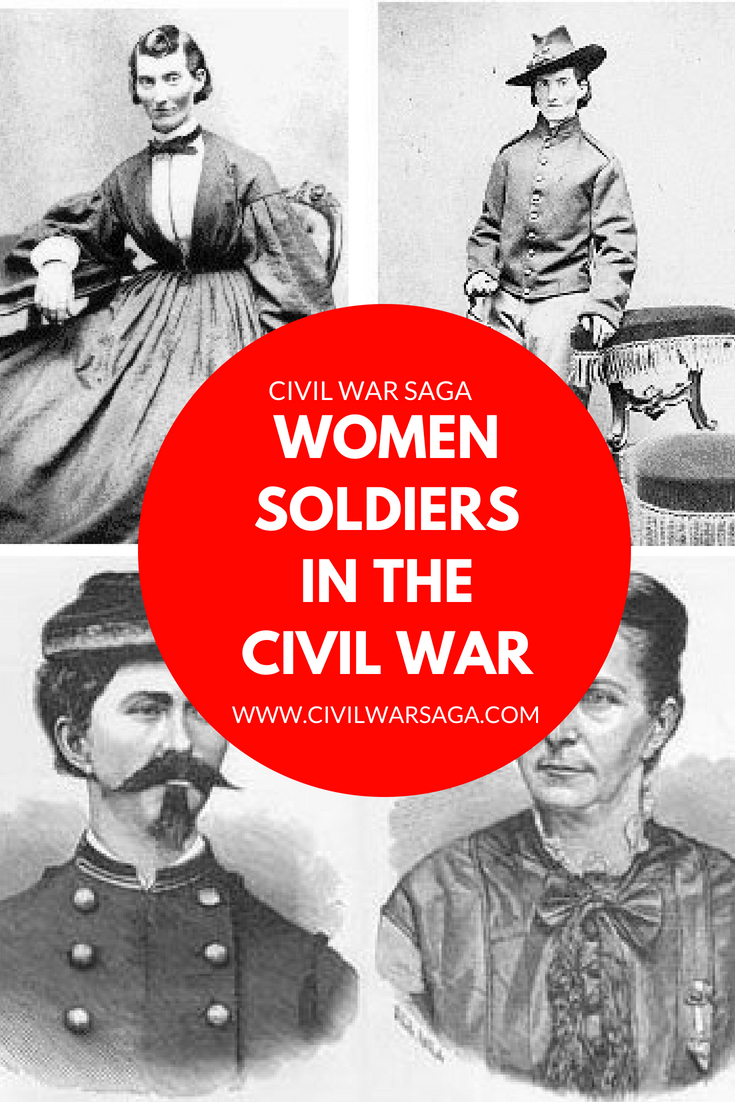 Women Soldiers in the Civil War