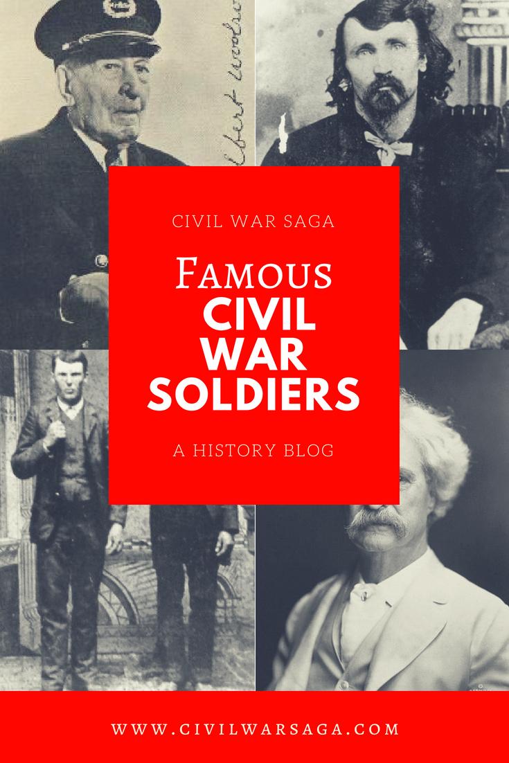 Famous Civil War Soldiers