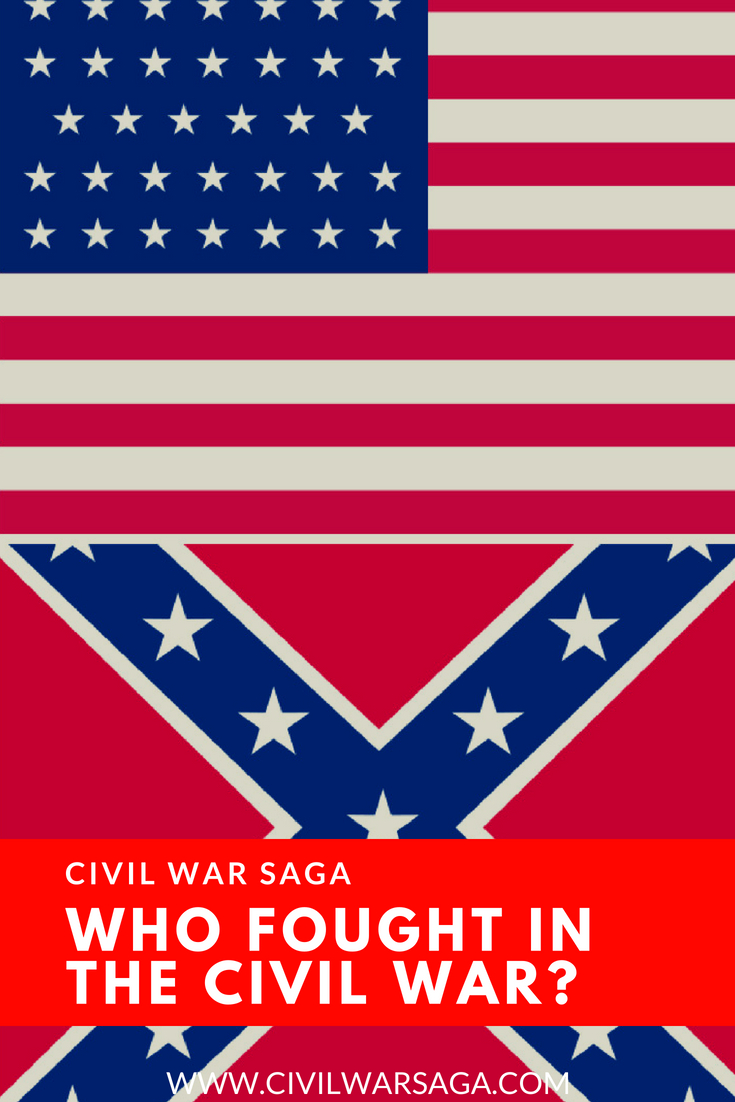 Who Fought in the Civil War