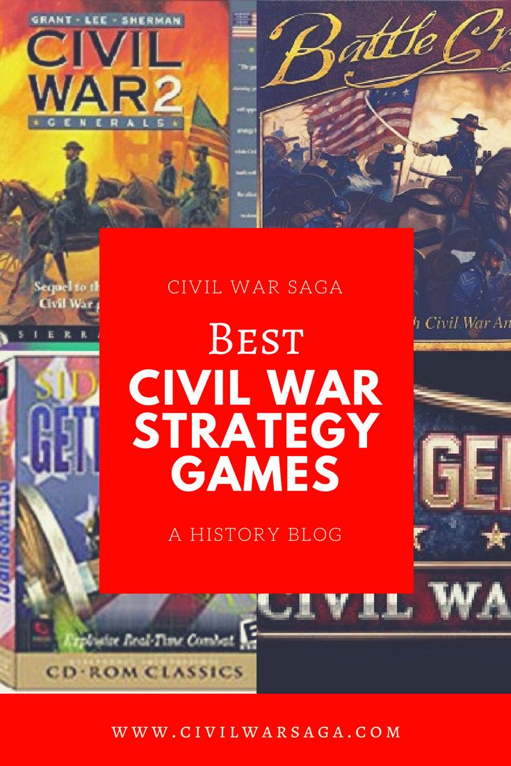 Best Civil War Strategy Games