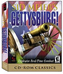 Sid Meiers' Gettysburg