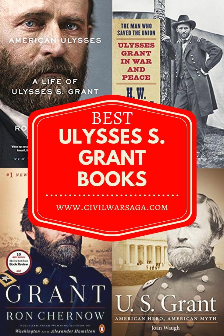Best Ulysses S. Grant Books